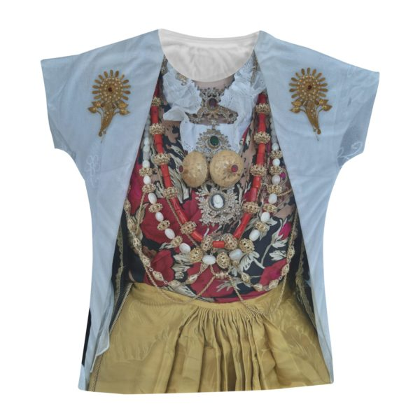 t-shirt Abito Sposa Dolia
