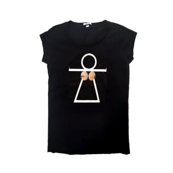 t-shirt Tanit Is Bocchiris
