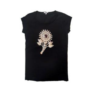 t-shirt Girasole Sardo
