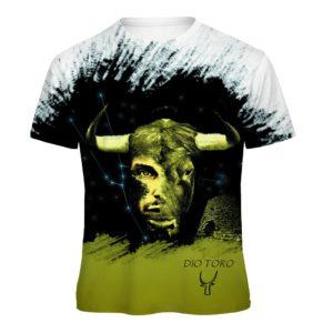 t-shirt Dio Toro