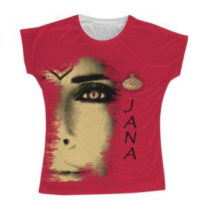 t-shirt Jana
