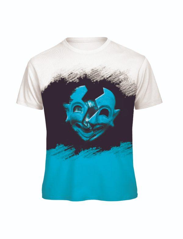 t-shirt Riso Sardonico