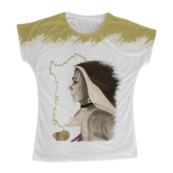 t-shirt Sardò Terra