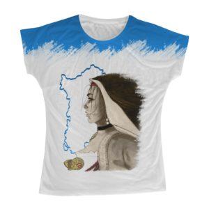 t-shirt Sardò Acqua
