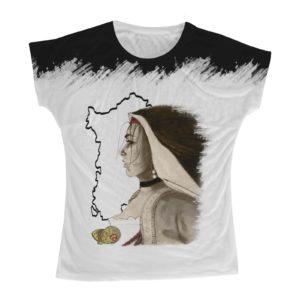 t-shirt Sardò Aria