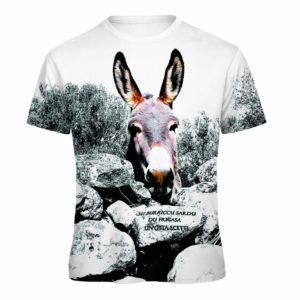 t-shirt Burriccu Sardu
