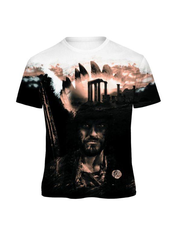 t-shirt Sardu Pater