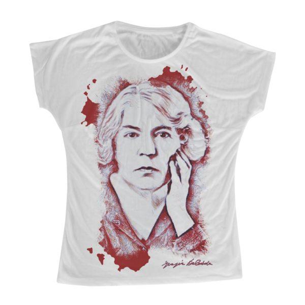 t-shirt Grazia Deledda